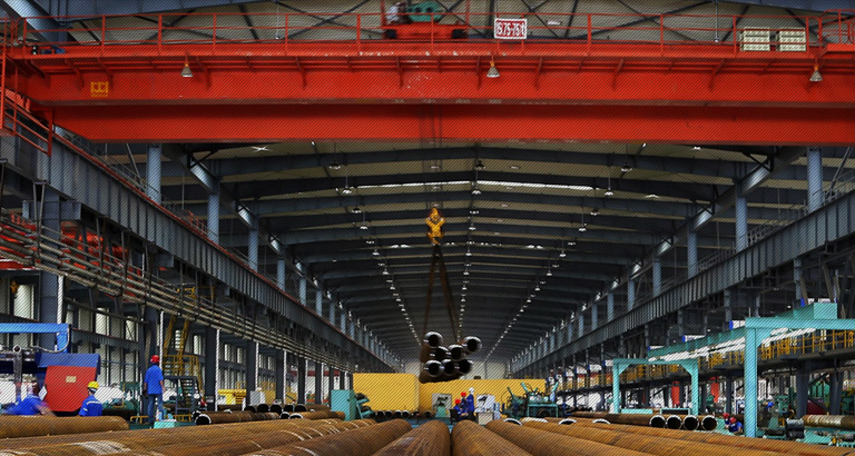 Hunan Founder Steel Pipe Co., Ltd. is a specialized steel pipe supplier in southern China.